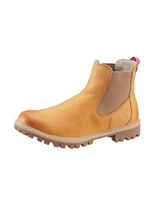 Tamaris - Boots chelsea doublées à semelles épaisses