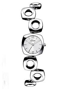 S.OLIVER RED LABEL - Montre-bracelet, s.Oliver, 'SO-3005-MQ'