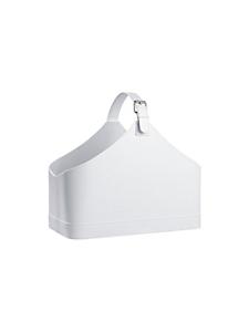 helline home - Porte revues en carton robuste recouvert de simili cuir