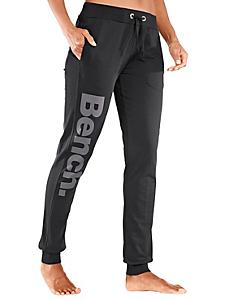 BENCH - Pantalon détente Bench en sweat avec grand imprimé logo