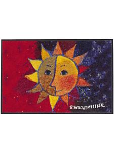 Efia (Salonlöwe) - Tapis antidérapant Rosina Wachtmeister à motif soleil