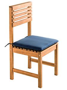 helline home - Mobilier de jardin en bois d'acacia, table repliable