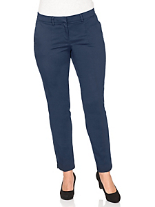 Sheego Class - Pantalon Chino sheego Class, »coupe étroite«
