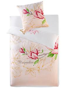 helline home - Linge de lit élégant à imprimé floral, 100% coton