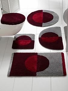 helline home - Tapis salle de bain à motif design, antidérapant