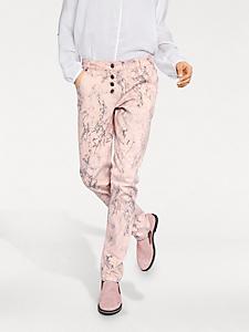 Rick Cardona - Pantalon imprimé