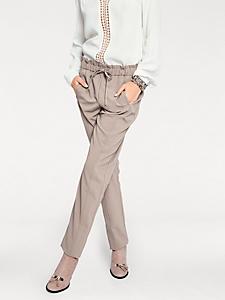 Rick Cardona - Pantalon fluide et confortable, ceinture élastique
