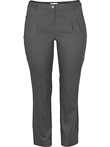 Sheego Casual - Pantalon chino en coton extensible Sheego Casual
