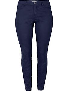 Sheego Casual - Pantalon étroit extensible avec glissière au dos Sheego Casual