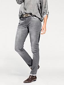 B.C. Best Connections - Pantalon jean casual pour femme, coupe droite