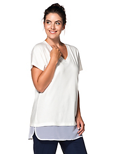 Sheego Casual - T-shirt long Sheego Casual