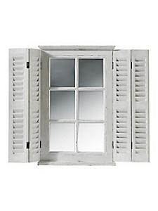 helline home - Miroir-fenêtre