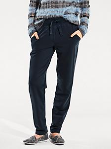 B.C. Best Connections - Pantalon fluide en stretch, ceinture élastique
