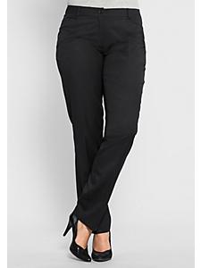 Sheego Class - Pantalon stretch étroit sheego Class