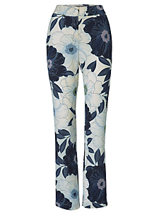 Ashley Brooke - Pantalon imprimé
