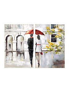 helline home - Véritable peinture, 2 pièces