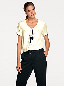 Patrizia Dini - T-shirt chemisier