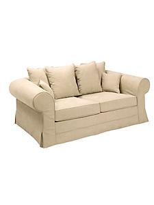 helline home - Canapé en textile déhoussable, structure bois FSC