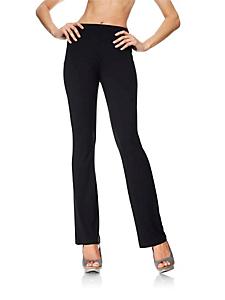 helline - Pantalon confortable, jambes amples, taille élastiquée