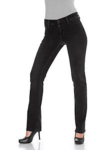 MAC - Pantalon jean femme en matière stretch extensible